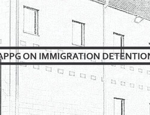 APPG inquiry into 'quasi detention'